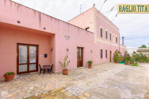Baglio Tita, Trapani, Italy, low cost vacations in Trapani