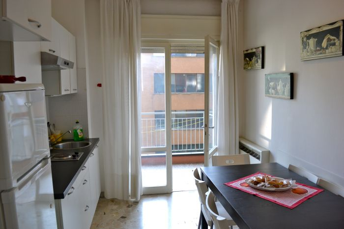 B and B Mestrina, Venice, Italy, stay in a hotel and meet the real world, not a tourist brochure in Venice