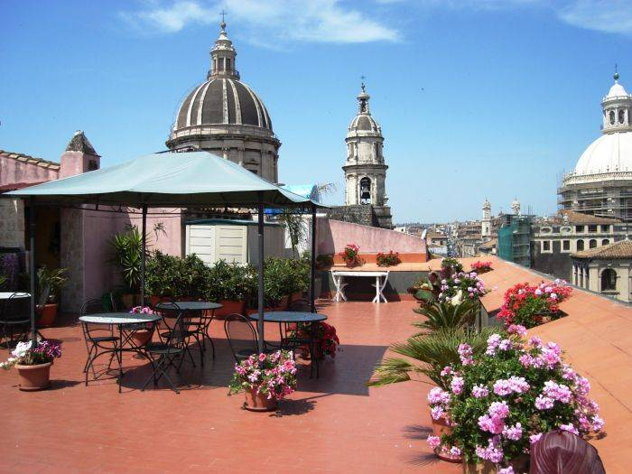 B and B San Placido Inn, Catania, Italy, Italy hotels and hostels