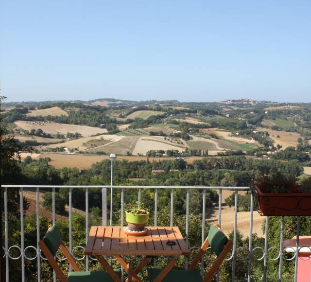 B and B Terrazza In Collina, Fano, Italy, Italy hotels and hostels