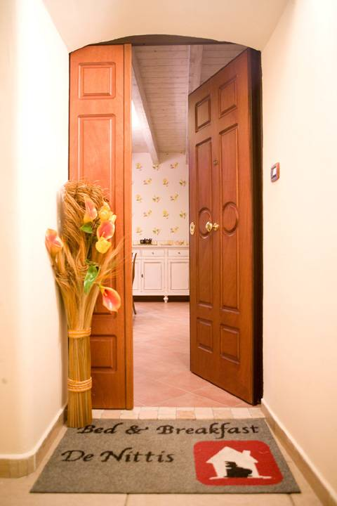 Bed and Breakfast De Nittis, Barletta, Italy, unforgettable trips start with Instant World Booking in Barletta