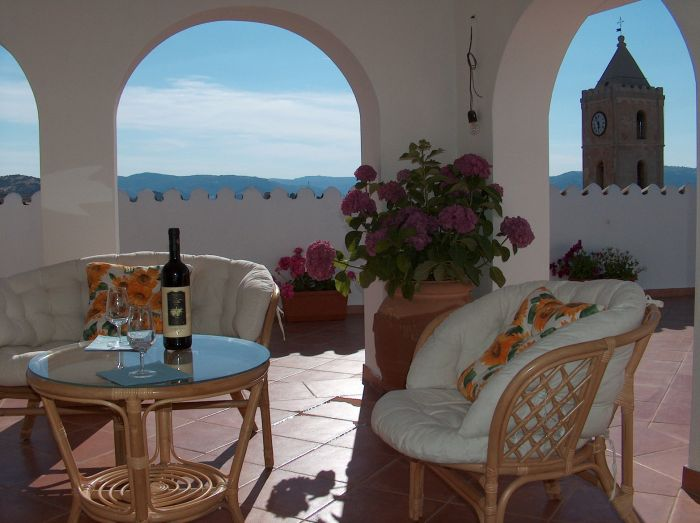 Bed and Breakfast Santa Maria, Oliena, Italy, best small town hotels in Oliena
