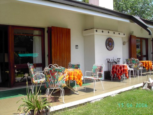 Bed and Breakfast Villa Angelina, Treviso, Italy, coolest hostels in the world in Treviso