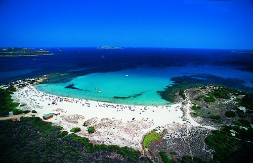 Bed Italy Beach, Porto San Paolo, Italy, spring break and summer vacations in Porto San Paolo