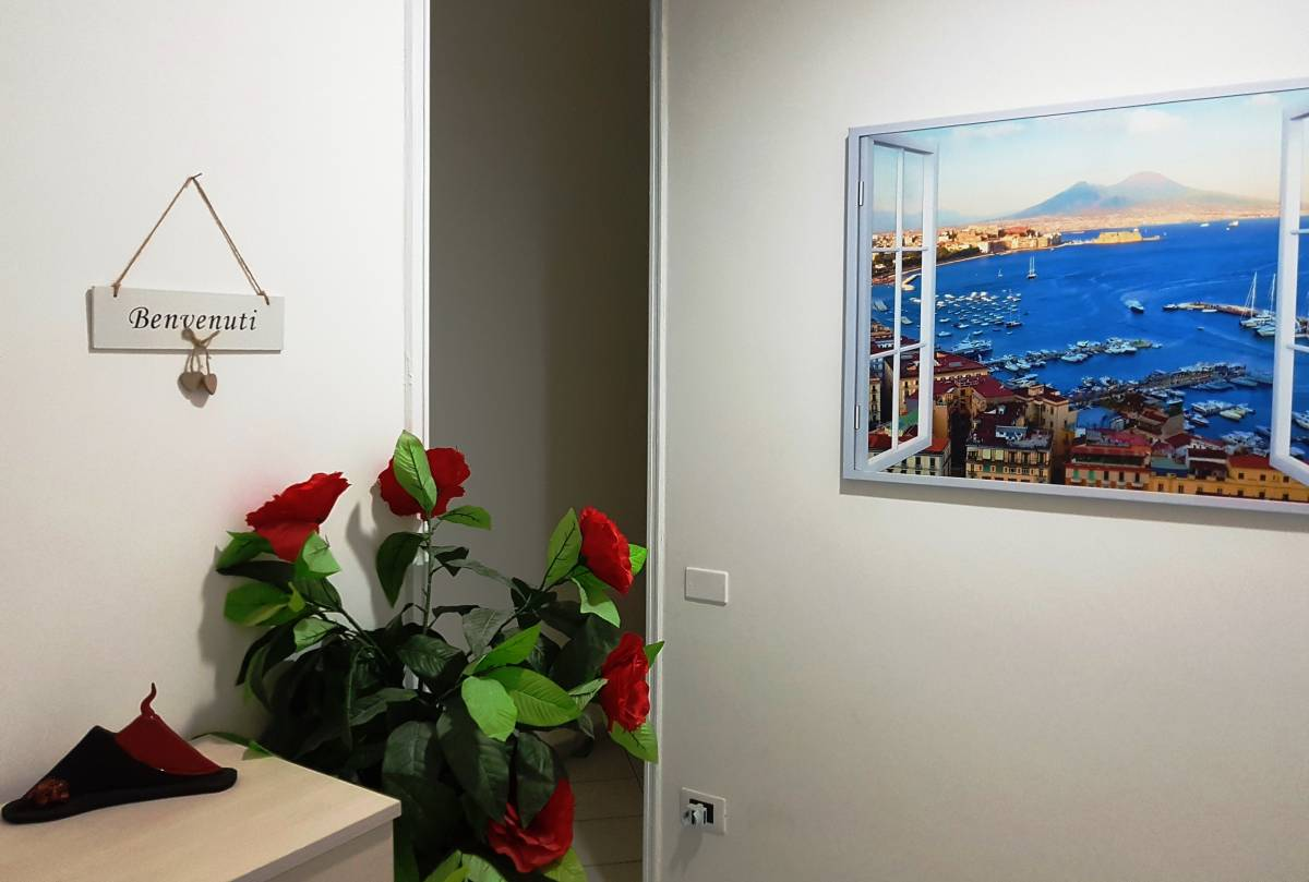 BnB Napoli Segreta, Napoli, Italy, Italy hostels and hotels