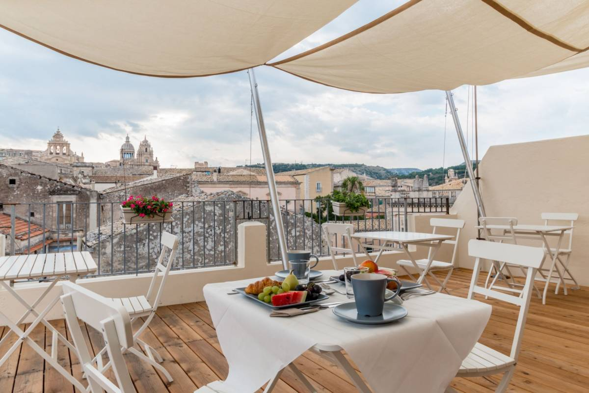 BnB Terrazza Dei Sogni, Ragusa Ibla, Italy, Italy hostels and hotels