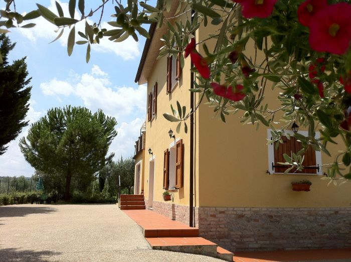 Casa Christiana B and B, Penne, Italy, hotels with handicap rooms and access for disabilities in Penne