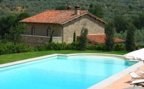 Casa Portagioia, Cortona, Italy, first-rate holidays in Cortona