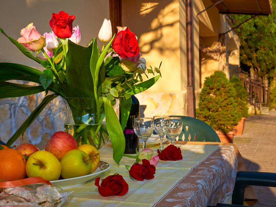 Country House Villa Pietro Romano, Castel Madama, Italy, Italy hotels and hostels