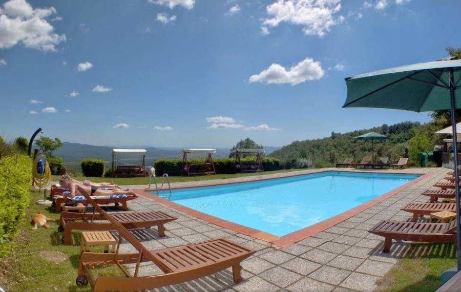 Country Inn Casa Mazzoni, Roccastrada, Italy, hotels and hostels for sharing a room in Roccastrada