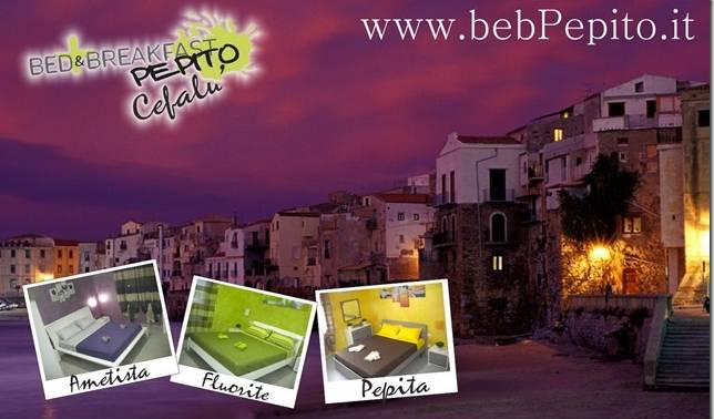 BnB Pepito Cefalu, hotels with free breakfast in Cefalù 17 photos