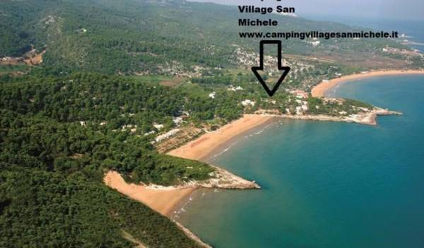 Camping Village Residence San Michele - Search available rooms for hotel and hostel reservations in Vieste 1 photo