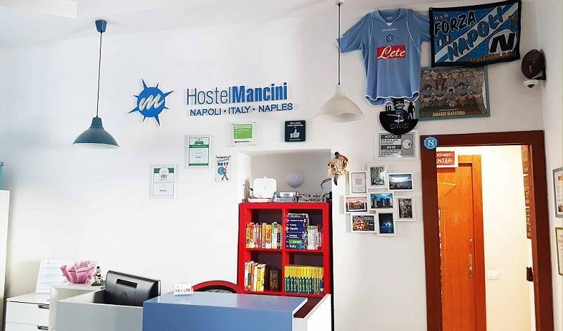 Hostel Mancini - Get low hotel rates and check availability in Napoli 25 photos