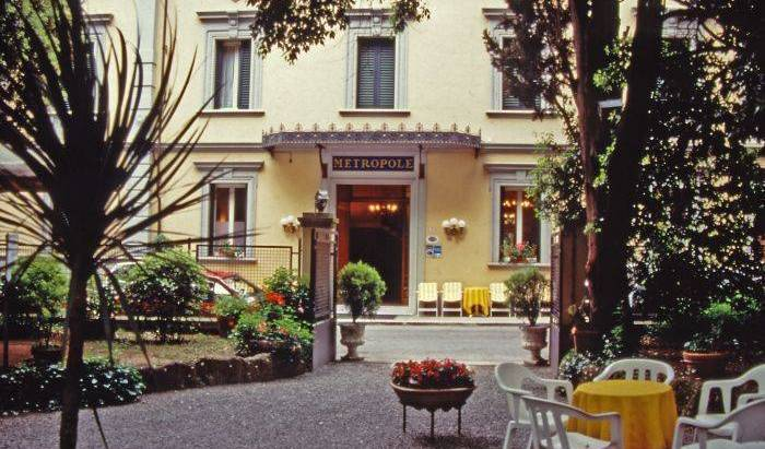 Hotel Metropole - Search available rooms for hotel and hostel reservations in Montecatini Terme 5 photos