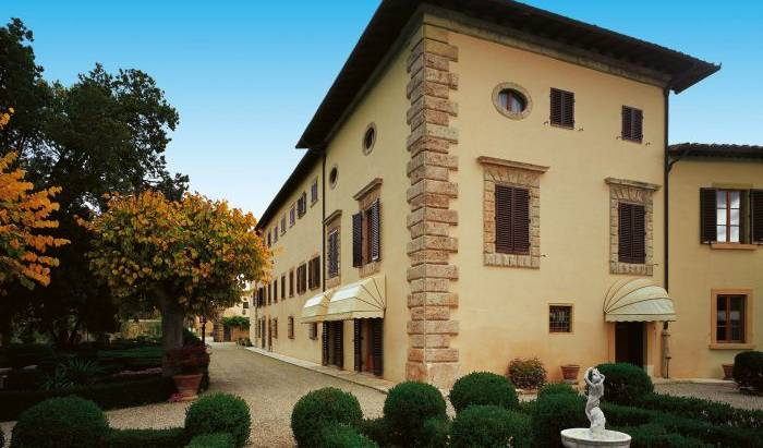 Hotel Villa San Lucchese - Search available rooms for hotel and hostel reservations in Poggibonsi 13 photos