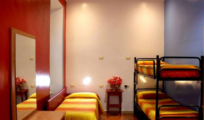 Legends Hostel - Search for free rooms and guaranteed low rates in Rome 3 photos
