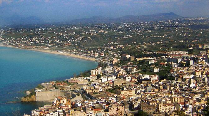 DaLina Town House, Castellammare del Golfo, Italy, popular locations with the most hotels in Castellammare del Golfo
