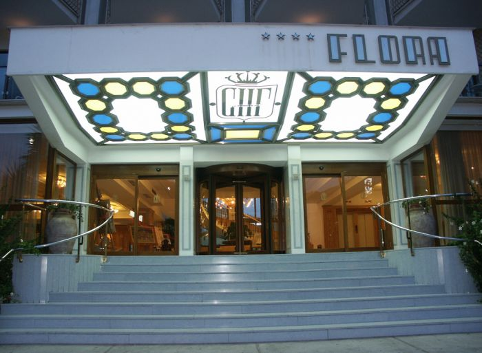 Grand Hotel Flora, Sorrento, Italy, Italy hotels and hostels