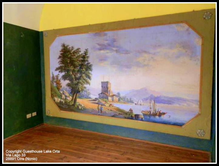 Guesthouse Lake Orta, Nonio, Italy, youth hostels with air conditioning in Nonio