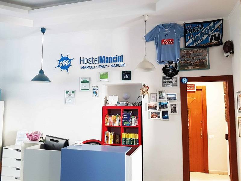 Hostel Mancini, Napoli, Italy, Italy hotels and hostels