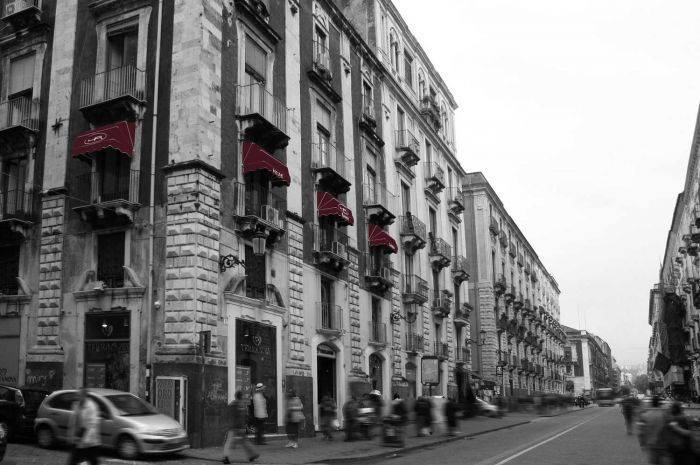 Hostelrooms Catania, Catania, Italy, Italy hotels and hostels
