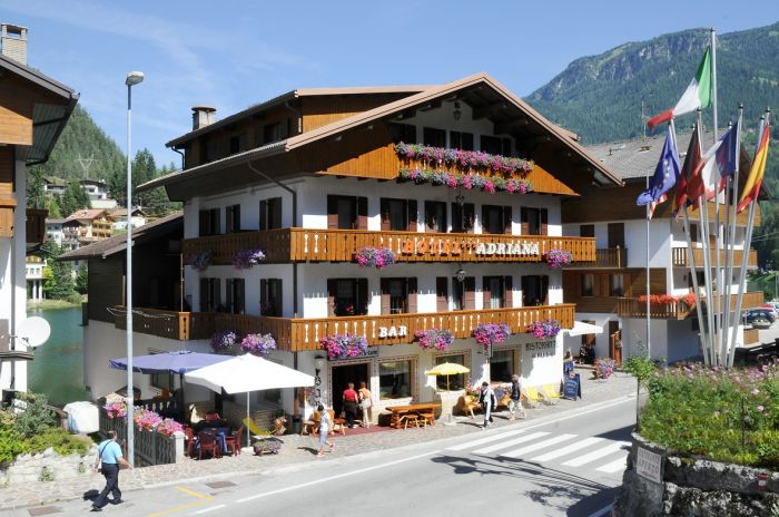 Hotel Adriana, Alleghe, Italy, where to stay, hostels, backpackers, and apartments in Alleghe