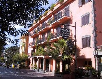 Hotel Central, Sorrento, Italy, Italy hotels and hostels