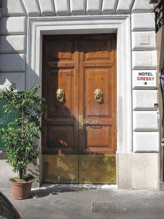 Hotel Cressy, Rome, Italy, Italy hotels and hostels