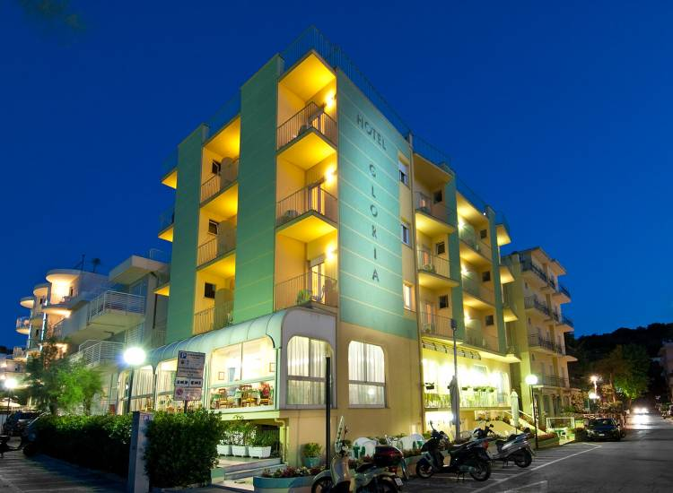 Hotel Gloria, Gabicce, Italy, Italy hostels and hotels