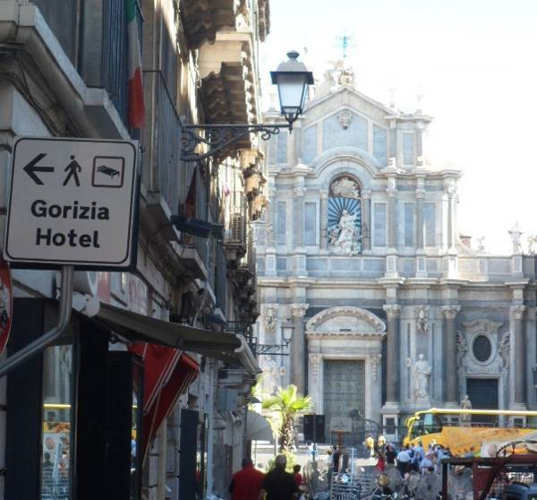 Hotel Gorizia, Catania, Italy, Italy hotels and hostels
