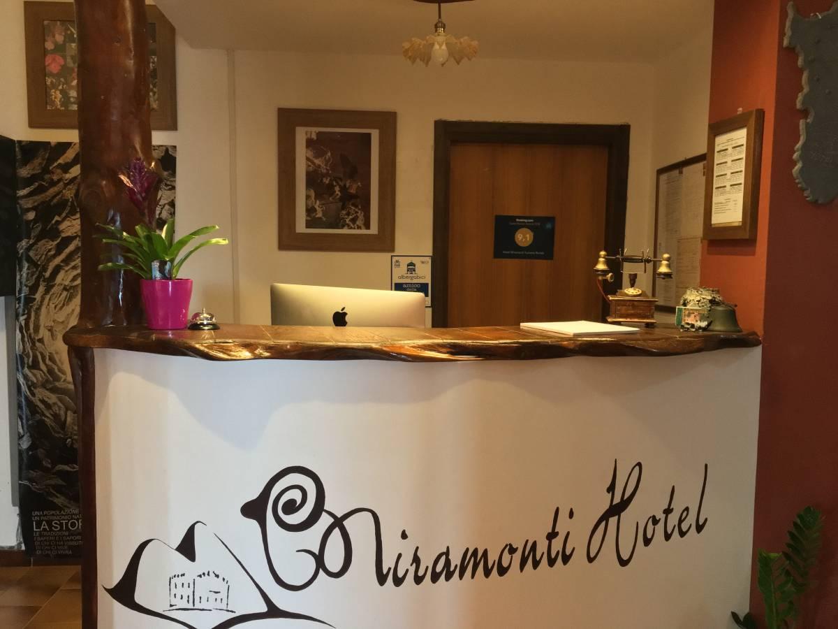 Hotel Miramonti, Seulo, Italy, Italy hotels and hostels