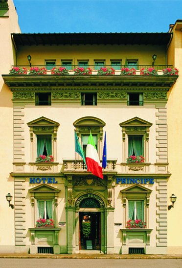 Hotel Principe, Florence, Italy, Italy hostels and hotels