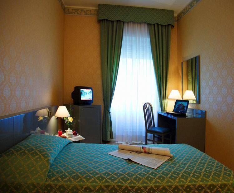 Hotel Zefiro, Milan, Italy, UPDATED 2020 save on hotels with Instant World Booking in Milan