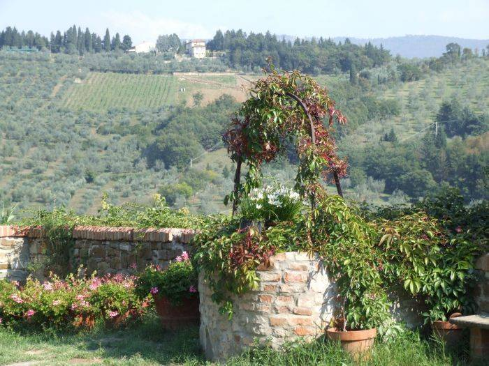 Il Poggiolo B and B, Florence, Italy, Italy hostels and hotels