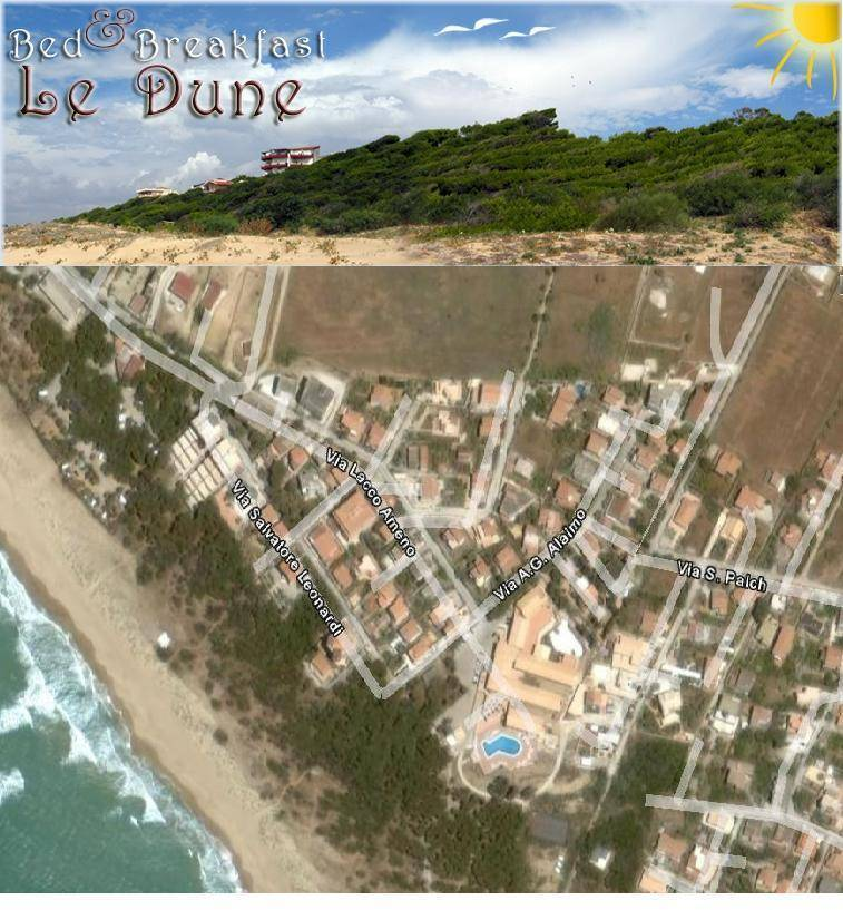 Le Dune Bed and Breakfast, Agrigento, Italy, Italy hotels and hostels