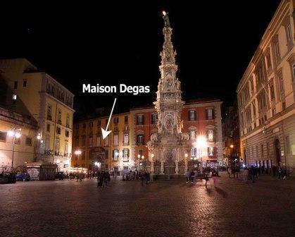 Maison Degas Hotel, Napoli, Italy, Italy hoteles y hostales