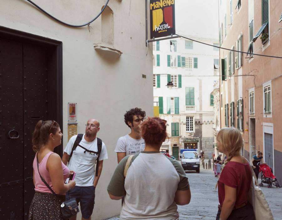 Manena Hostel, Genoa, Italy, more hostel choices for great vacations in Genoa