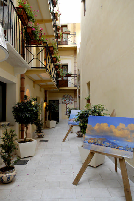 Residence Cortile Merce, Trapani, Italy, Italy hotels and hostels