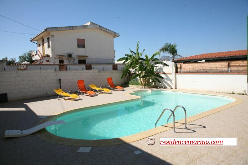 Residence Marino, Balestrate, Italy, Italy hotels and hostels