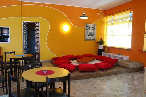 Sunflower Beach Backpacker Hostel, Rimini, Italy, Italy hotels and hostels
