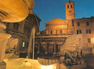 Trastevere Apartment, Rome, Italy, Italy hostels and hotels