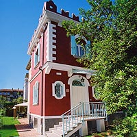 Villa Angelica, Venice, Italy, Italy hotels and hostels