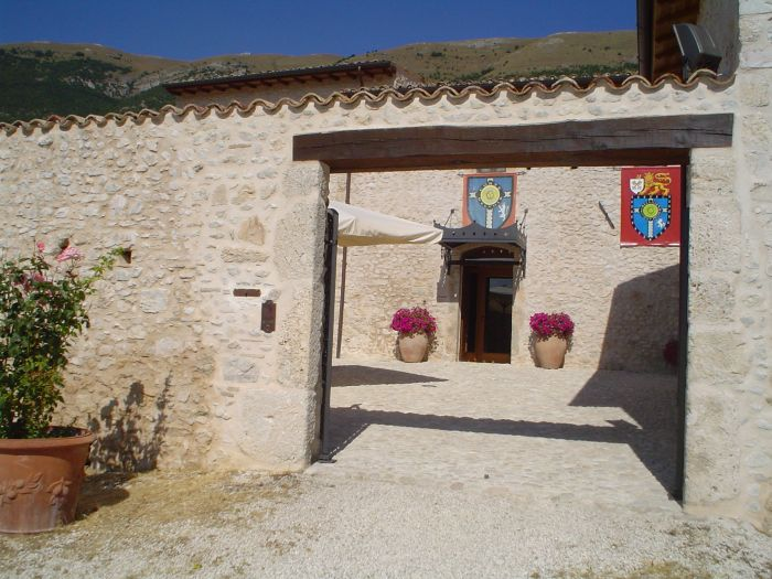 Corte Belvoir Guest House Romantic Inn, Norcia, Italy, adult vacations and destinations in Norcia