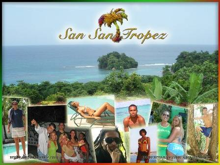 San San Tropez, Port Antonio, Jamaica, Jamaica hotels and hostels