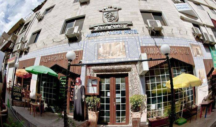 Amman Pasha Hotel - Get low hotel rates and check availability in Amman 11 photos