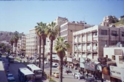 Palace Hotel, Amman, Jordan, Viva como um local enquanto fica em um hotel dentro Amman