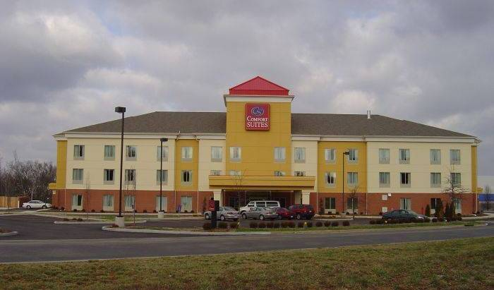 Comfort Suites Cincinnati Airport 6 photos