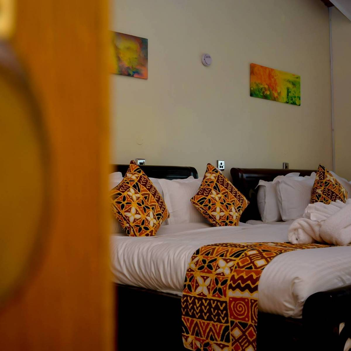 Camellia Guest House, Westlands, Kenya, budget lodging in Westlands