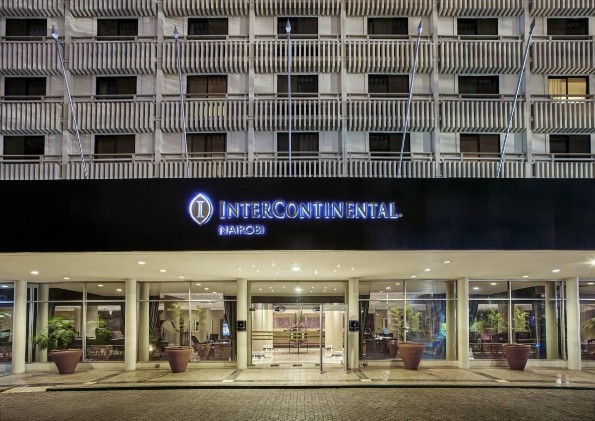 Intercontinental Hotel Nairobi, Nairobi, Kenya, Kenya hotels and hostels
