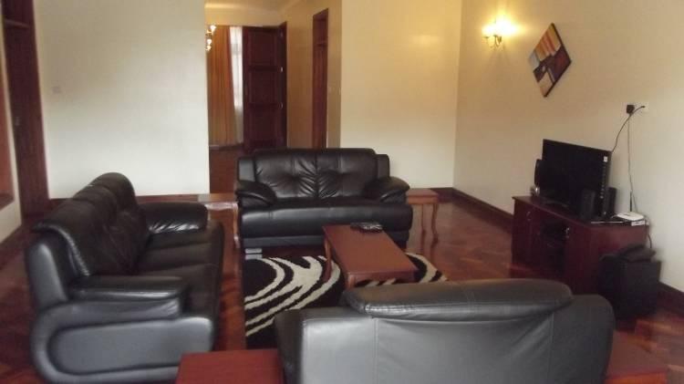 Kaaz Fully Furnished Apartment, Kilimani Estate, Kenya, Kenya hotely a ubytovne
